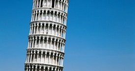 Fancy an overnight in the leaning tower of Pisa?