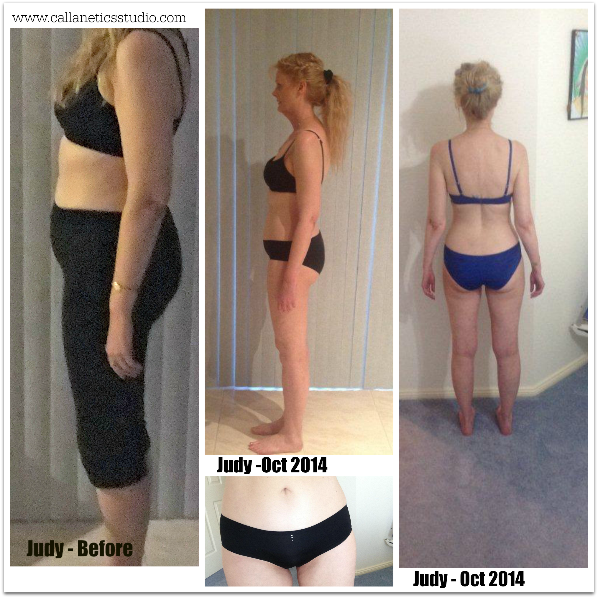 callanetics tummy exercises