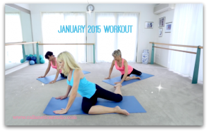 Jan '15 workout