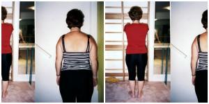Callanetics, back fat, slimming,
